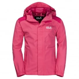 Kids Oak Creek Jacket Hot Pink