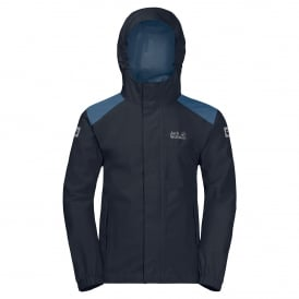 Kids Oak Creek Jacket Night Blue