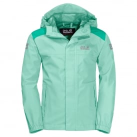 Kids Oak Creek Jacket Pale Mint