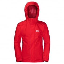 Kids Pine Creek Jacket Peak Red