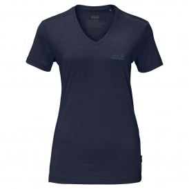 Ladies Crosstrail T-Shirt Midnight