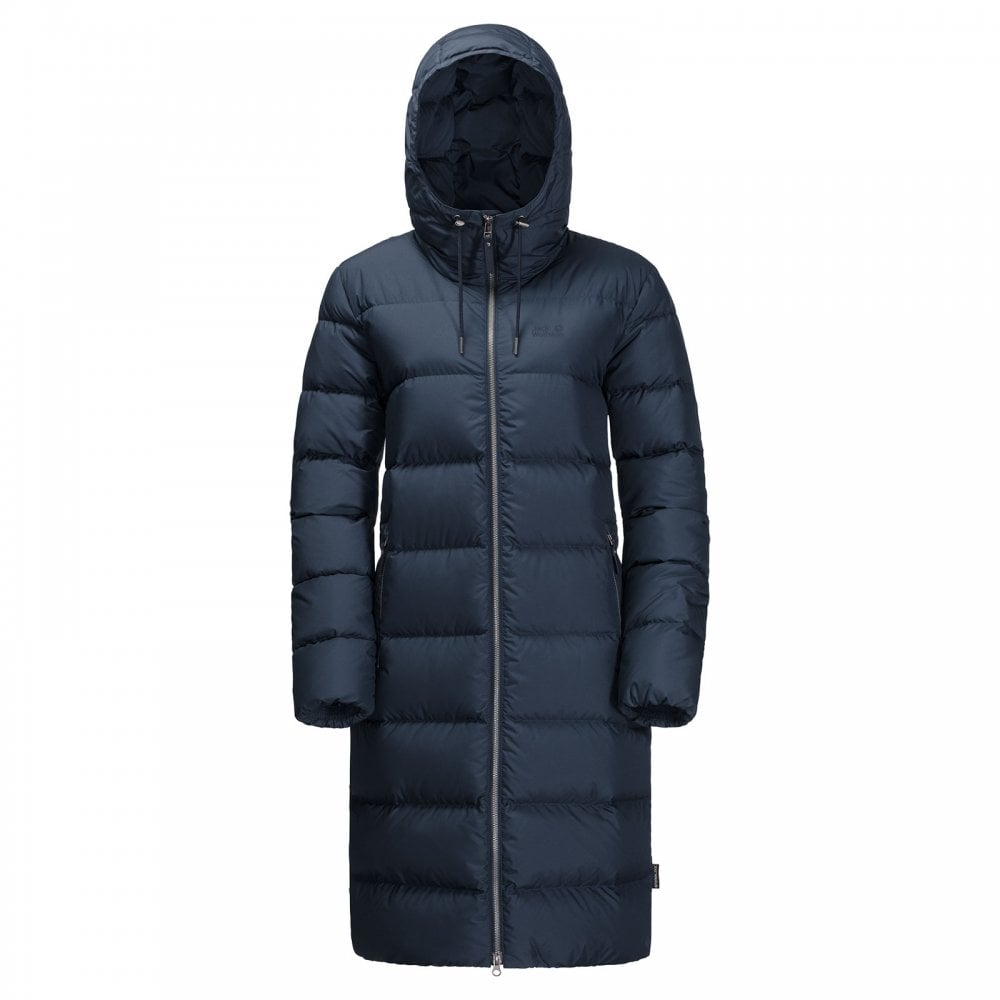 039d0f2bc2c Jack Wolfskin Ladies Crystal Palace Coat Midnight Blue - Ladies from ...
