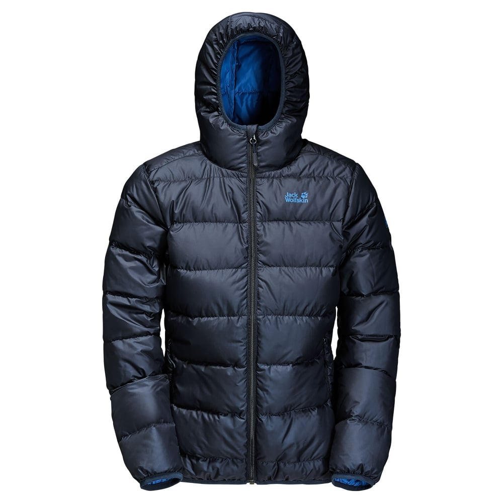 c673f783b Ladies Helium Down Jacket Night Blue