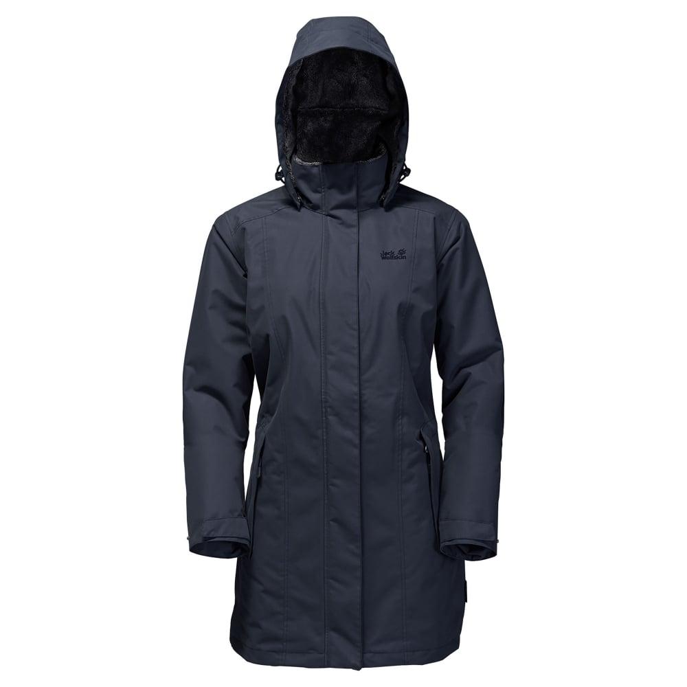 382bf7e17 Ladies Madison Avenue Coat Night Blue