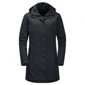Ladies Madison Avenue Coat Phantom