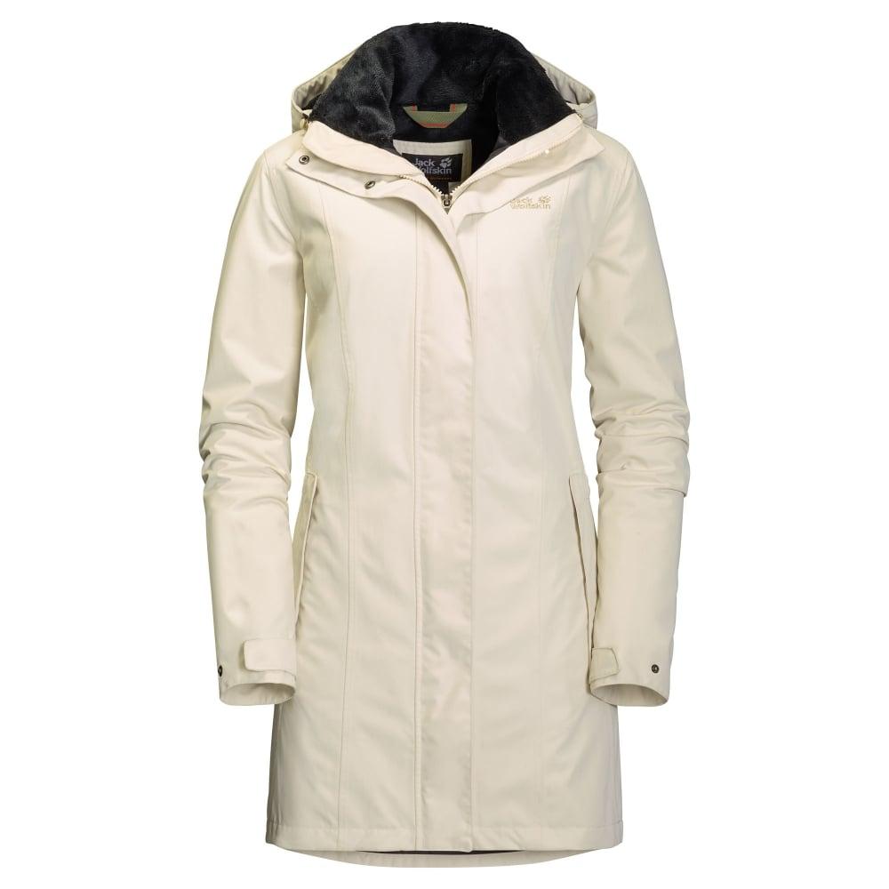 jack wolfskin ottawa coat frauen black größe xs
