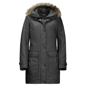 Ladies Majestic Peaks Jacket Black
