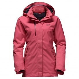 Ladies Northern Edge Jacket Rosebud