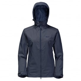 Ladies Northern Sky Jacket Night Blue