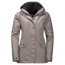 Ladies Park Avenue Jacket Moonrock