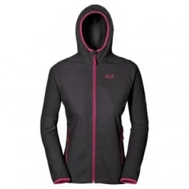 Ladies Turbulence Softshell Jacket Phantom