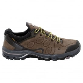 Mens Altiplano Prime Low Shoe Mocca