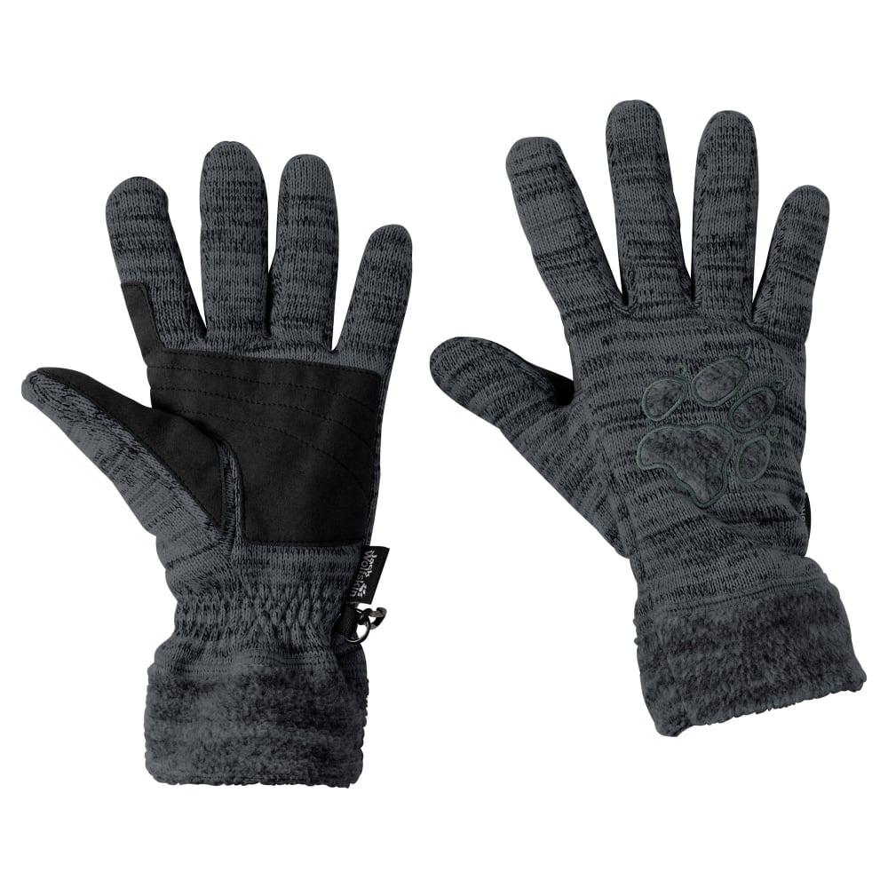f1e839731 Jack Wolfskin Mens Aquila Glove Dark Iron - Mens from Great Outdoors UK