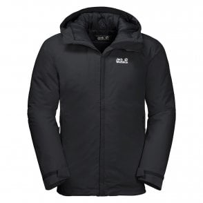 Jack Wolfskin Mens Kobuk Fleece Jacket Phantom