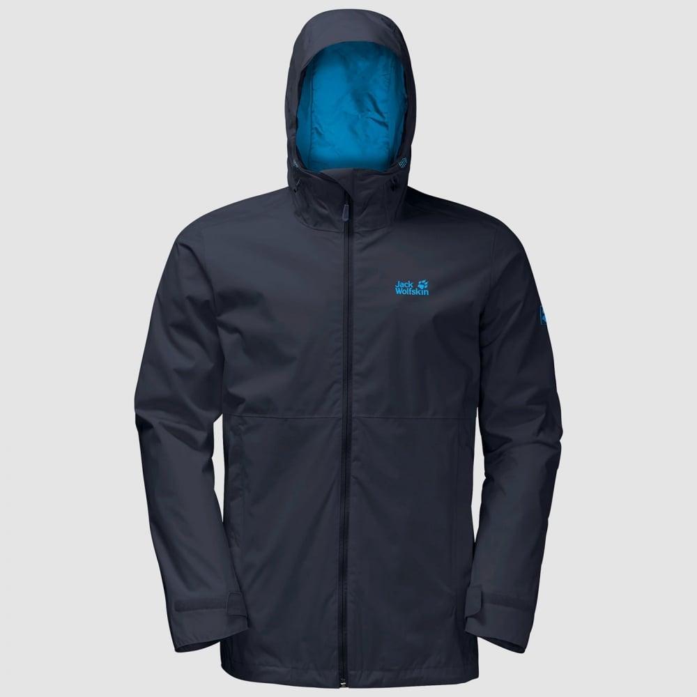 Wolfskin Great From Jacket Mens Arroyo Blue Jack Night gWFqPSFn