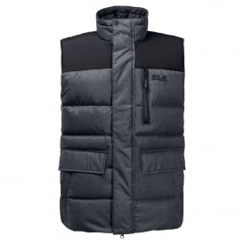 Mens Baffin Bay Vest Black