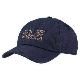 Mens Baseball Cap Night Blue