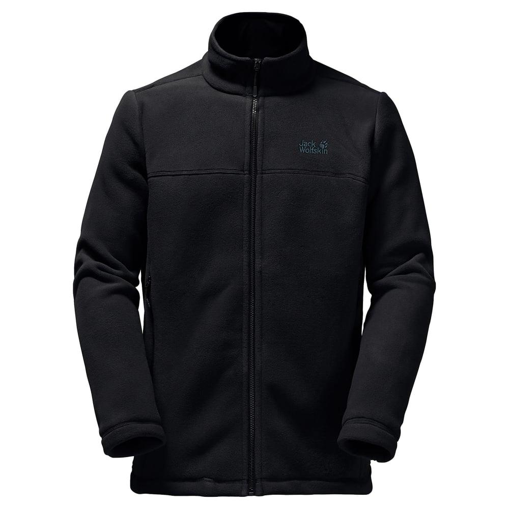 cdd9e3586 Jack Wolfskin Mens Black Range 3 in 1 Jacket Black