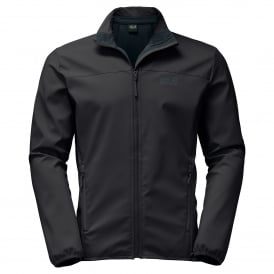 Mens Element Altis Softshell Jacket Black