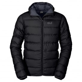 Mens Helium Down Jacket Black