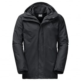 Mens Iceland 3in1 Jacket Black