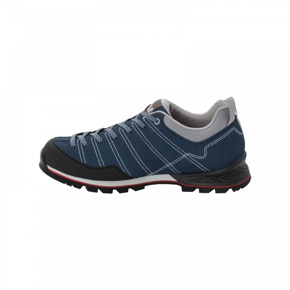 wholesale price how to buy new collection Mens Scrambler Low Shoe Blue/Black
