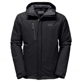 Mens Troposphere Insulated Jacket Black