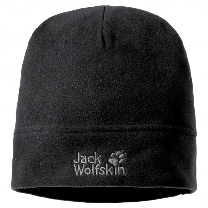 Jack Wolfskin Real Stuff Hat Black