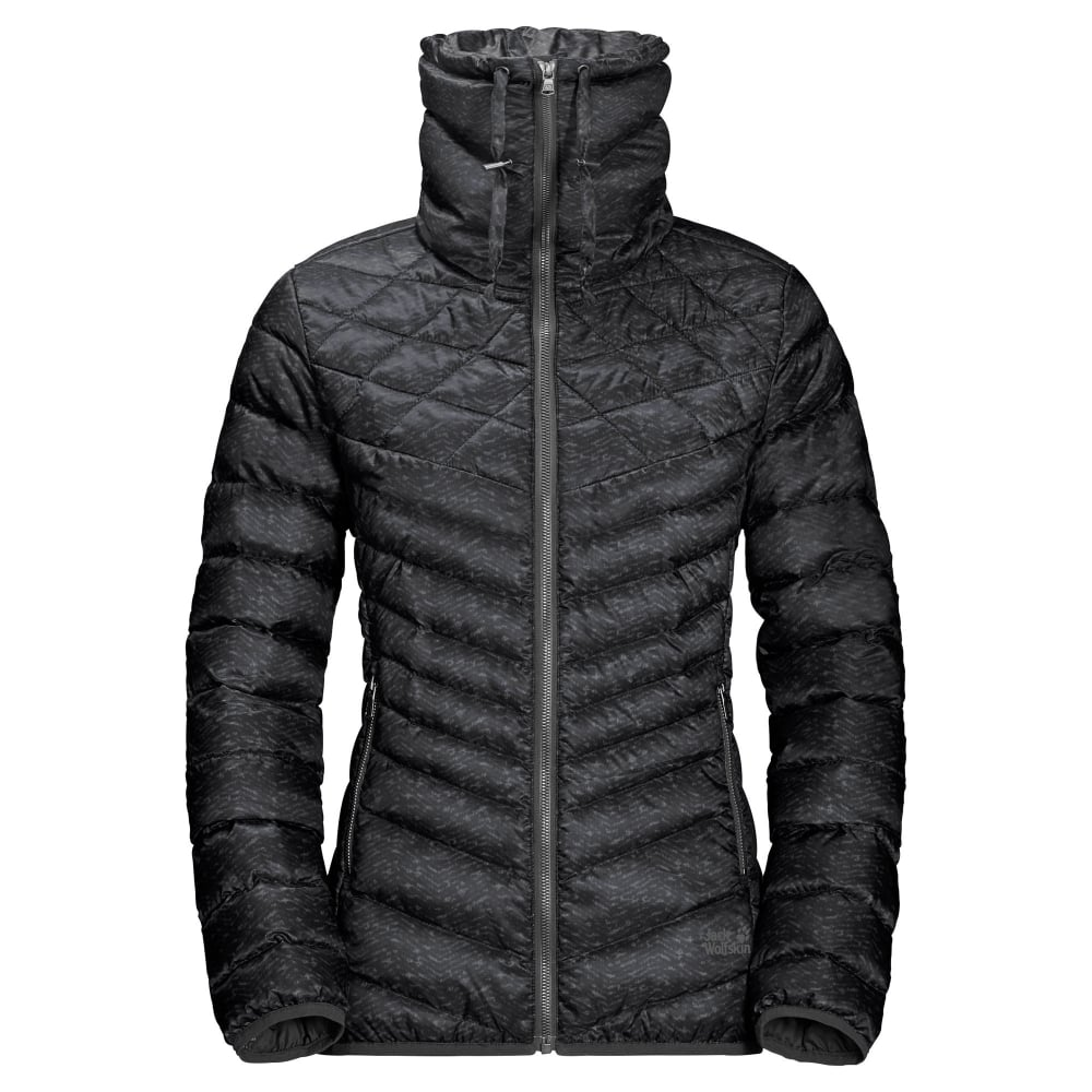 c4a5fbae32 Jack Wolfskin Richmond Hill Jkt - Black - Ladies from Great Outdoors UK