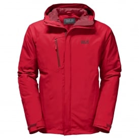 Troposphere M Jkt - R.Red