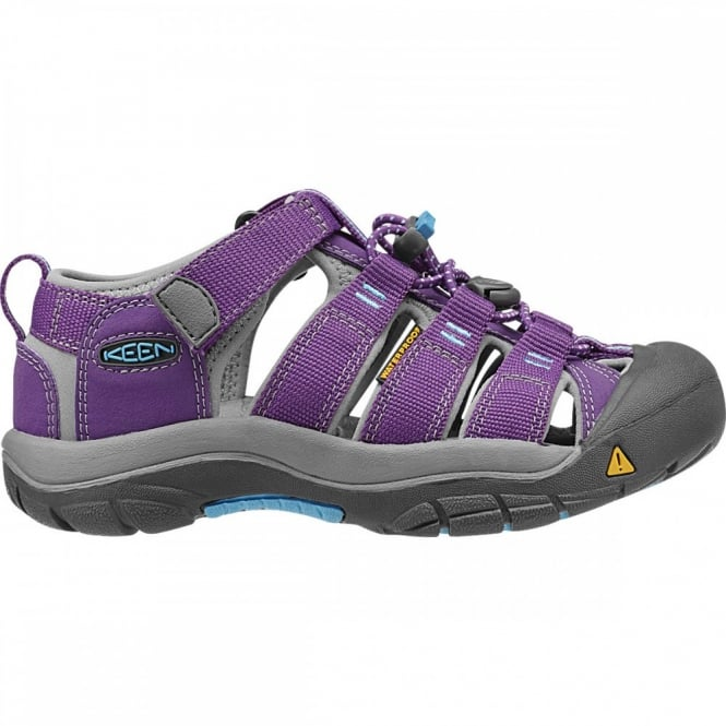 45640cfff5a1 Keen Kids Newport H2 Junior Sandal Purple Magic - Footwear from ...