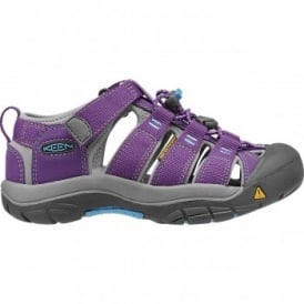 Kids Newport H2 Junior Sandal Purple Magic