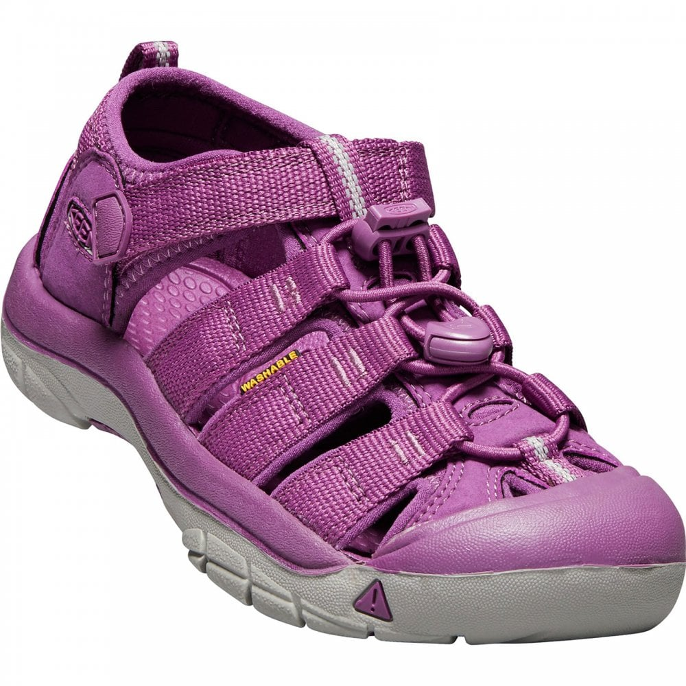 Keen Kids Newport H2 Sandal Grape - Footwear from Great Outdoors UK 392b9b196