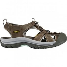 Ladies Venice Sandal Black Olive
