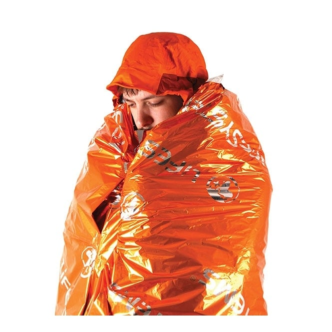 Lifemarque Thermal Blanket - Orange