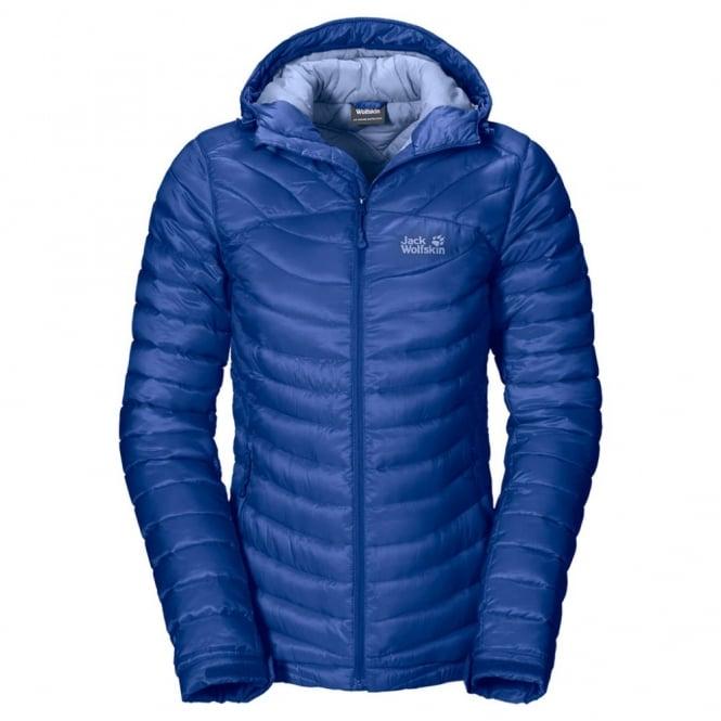 f1448271ed1 Jack Wolfskin Ladies Cumulus Insulated Jacket Blueberry