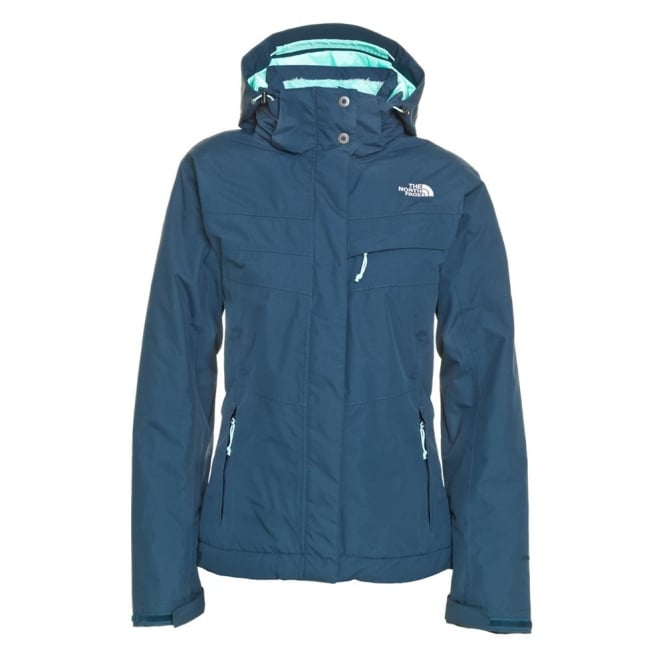 The North Face Ladies Inlux Insulated Jacket, Kodiak Blue