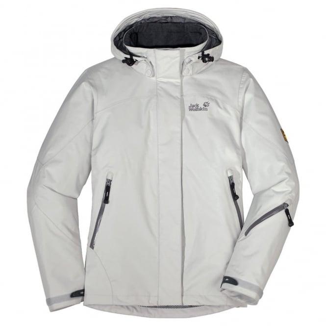 timeless design superior quality best supplier Jack Wolfskin Ladies Resolution Jacket Grey Haze