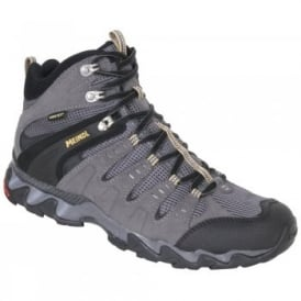 Mens Respond Mid Boot Anthracite