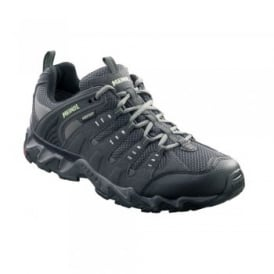 Mens Respond Shoe Anthracite/Lemon