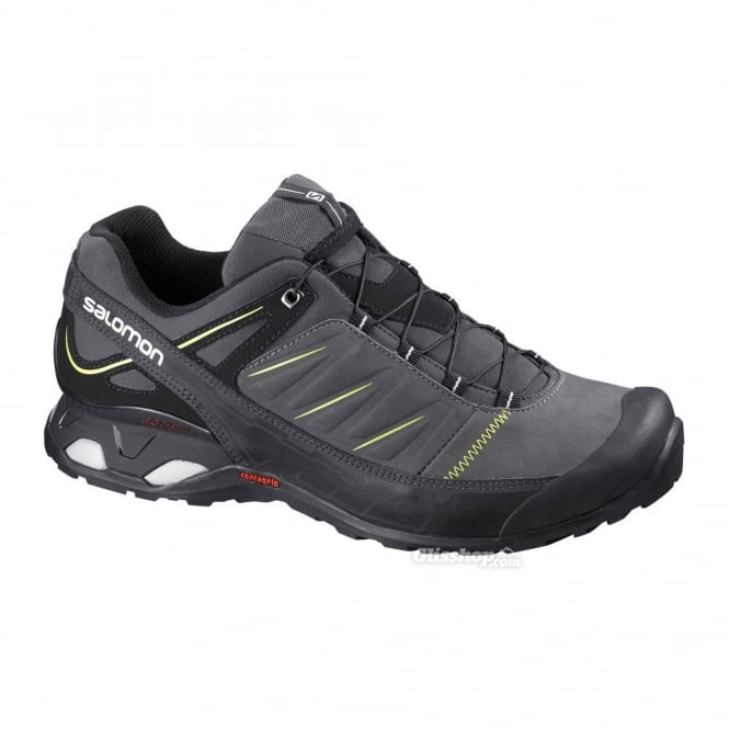 Salomon Mens X Over LTR Shoe Autobahn/Mimosa Yellow