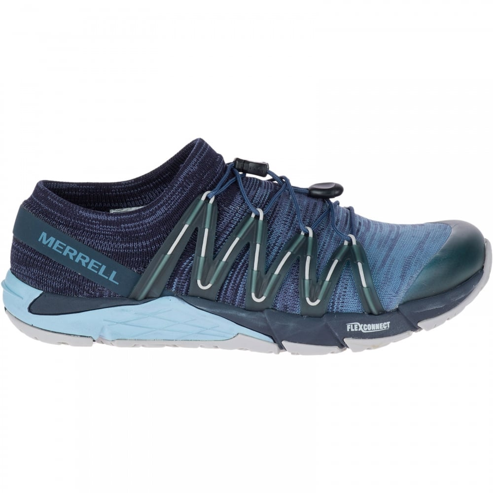 d12e1d8bf12d ... shoes  merrell women s eagle  merrell las bare access flex knit shoe  navy footwear from great ...