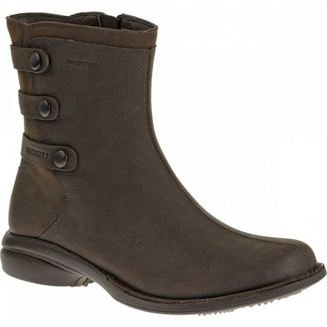 ef3f3d5d53 Merrell Ladies Captiva Launch Boot Espresso - Footwear from Great ...