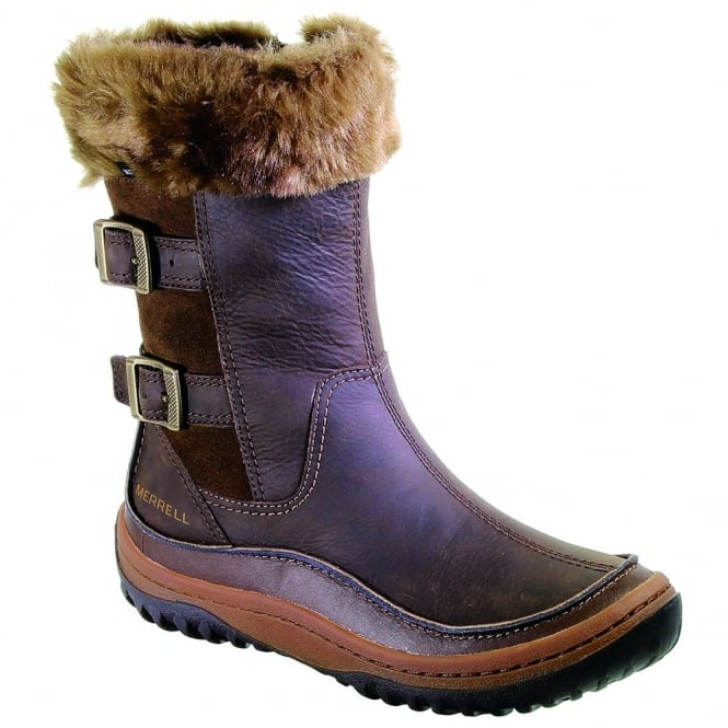 a1b3d776be Merrell Ladies Decora Chant Boot Mocha - Footwear from Great Outdoors UK