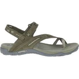 Ladies Terran Convertible II Sandal Dusty Olive