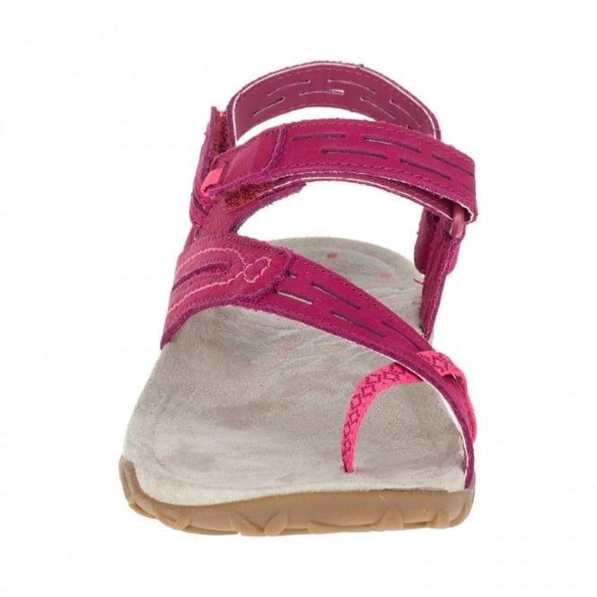 67cc0dc77627 Merrell Ladies Terran Convertible II Sandal Fuchsia - Footwear from ...