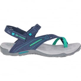 Ladies Terran Convertible II Sandal Navy