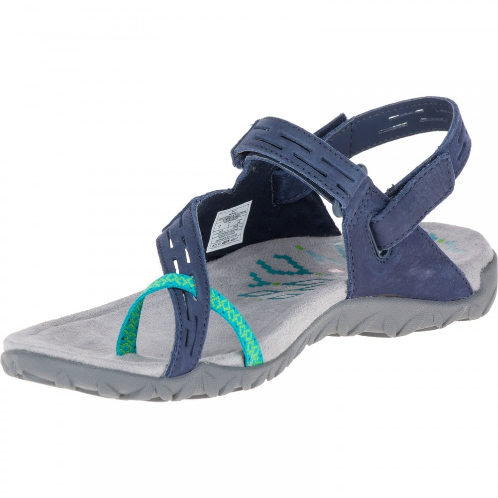 401d315921775 Ladies Terran Convertible II Sandal Navy