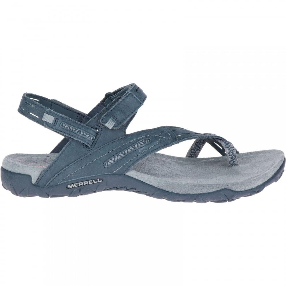 ee86fc3b8d41 Merrell Ladies Terran Convertible II Sandal Slate Black - Footwear ...