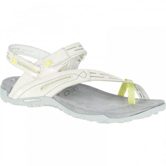 24ea572f3e7a Merrell Ladies Terran Convertible II Sandal White - Footwear from ...